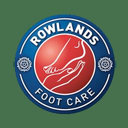 1 Meticulous Podiatrist Chiropodist Cambridge – Rowlands Foot Care Logo